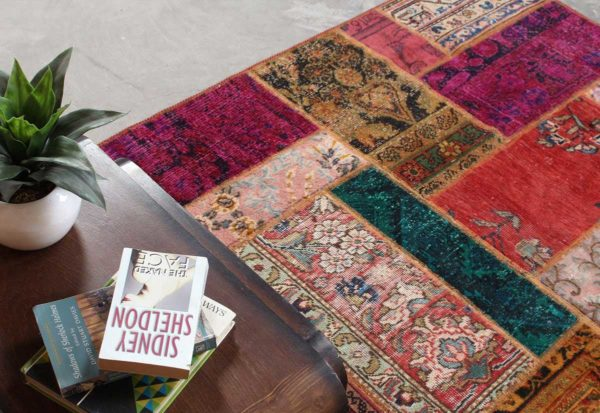 turkish patchwork rugs